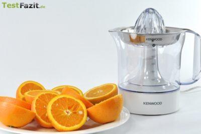 Kenwood True Citrus Press JE290 im Test