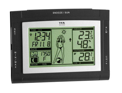 TFA Funkwetterstation Weather PAM XS 35.1064.01.51