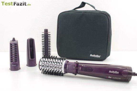 BaByliss 2735E Brush & Style Warmluftbürste Testbericht