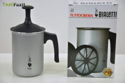 Bialetti Tutto Crema Milchaufschäumer im Test