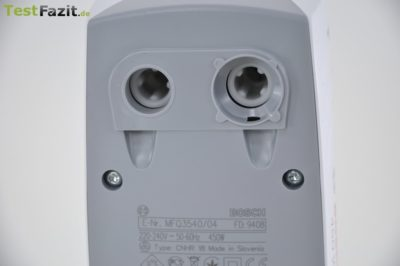 Bosch MFQ3540 Handmixer mit Kunststoff-Mixfuss und Mixbecher