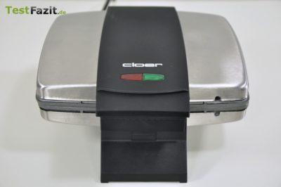 Cloer 6235 Sandwichmaker im Test