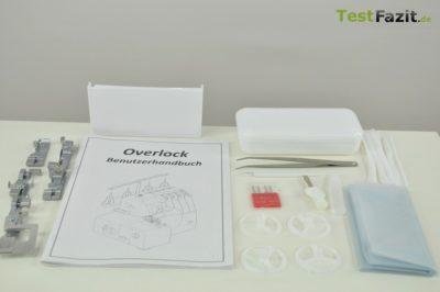 Overlock-Nähmaschine: Gritzner Overlock 788 Testbericht