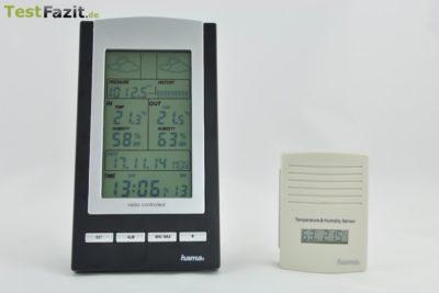 Hama EWS-800 Wetterstation im Test