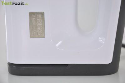 Krups 3 Mix 9000 Handmixer GN 9031 Deluxe im Test