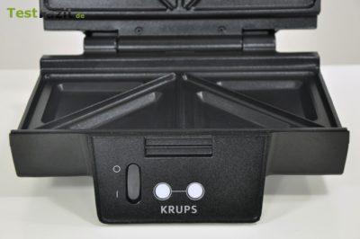 Krups FDK 451 Sandwichmaker im Test