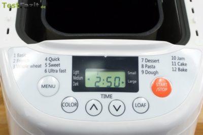 Medion MD 14752 Brotbackautomat im Test