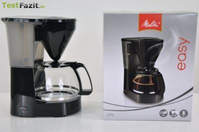 Melitta Easy Filterkaffeemaschine im Test