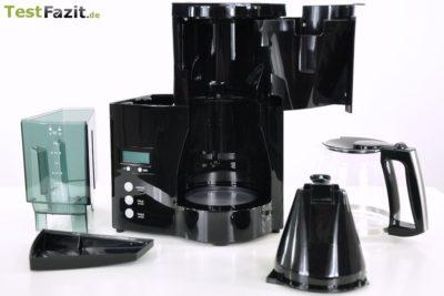 Melitta Optima Timer Filterkaffeemaschine im Test