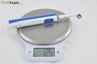 Braun Oral-B Professional Care 600 Testbericht