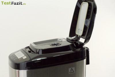 Panasonic SD-ZB2512 Brotbackautomat im Test