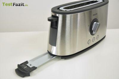 Philips HD2698 Avance Collection Langschlitztoaster im Test