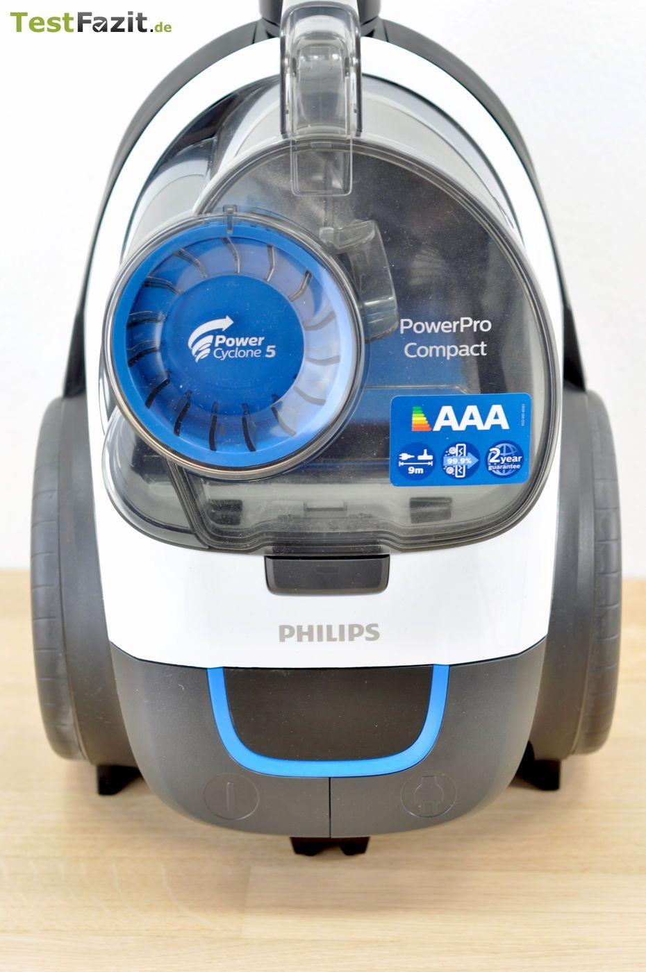 PowerPro Compact Beutelloser Staubsauger FC932009   Philips
