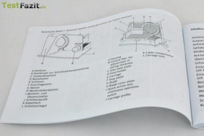 ritter Allesschneider E 16
