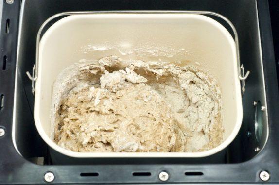Sauerteig Brotbackautomat