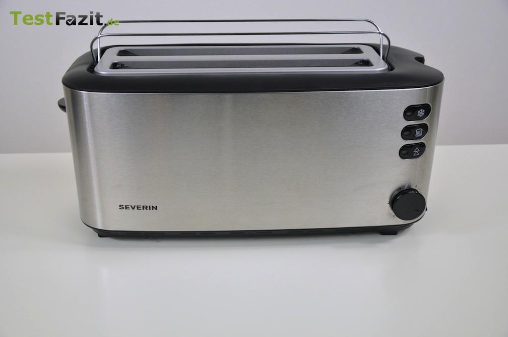 severin at 2509 4 scheiben toaster. Black Bedroom Furniture Sets. Home Design Ideas