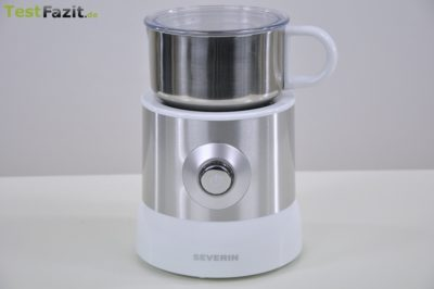 Severin SM 9684 Milchaufschäumer im Test