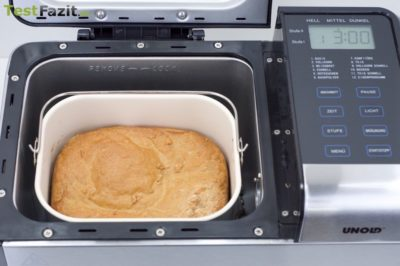 Unold 68415 Backmeister Brotbackautomat im Test