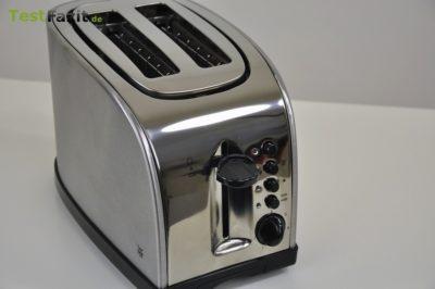 WMF Stelio Edelstahl-Toaster im Test